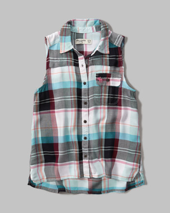 kids patterned tunic shirt
