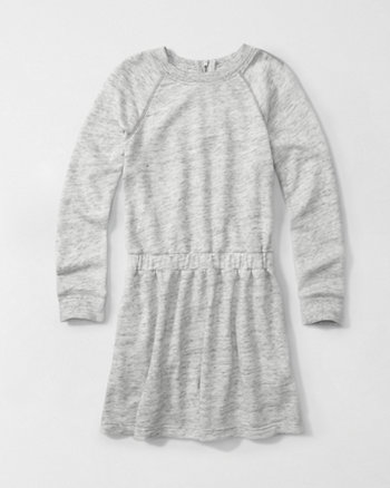 kids sweatshirt dress