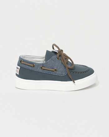 kids Classic Boat Shoes
