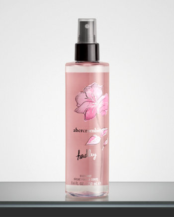 kids hadley body mist