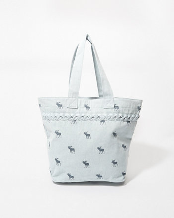 kids Denim Tote Bag