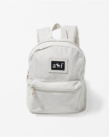 kids sherpa backpack