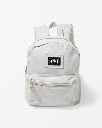 kids sherpa backpack