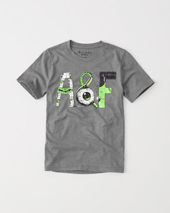 kids halloween graphic tee