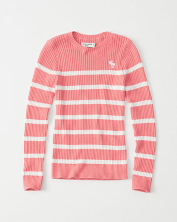 kids striped pullover sweater