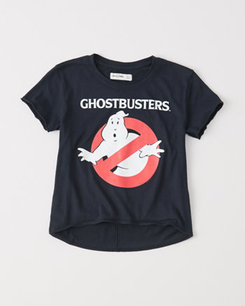 kids ghostbusters graphic tee