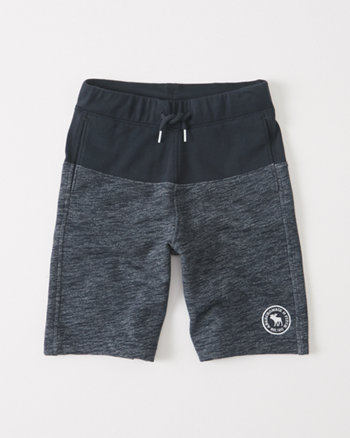 kids Fleece Shorts