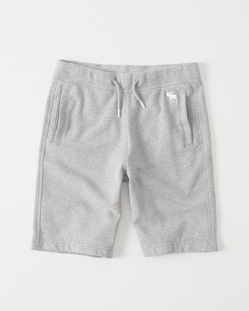 kids Fleece Shorts