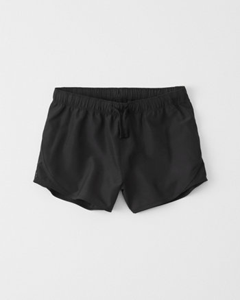 kids active nylon shorts