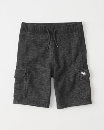 Cargo Fleece Shorts