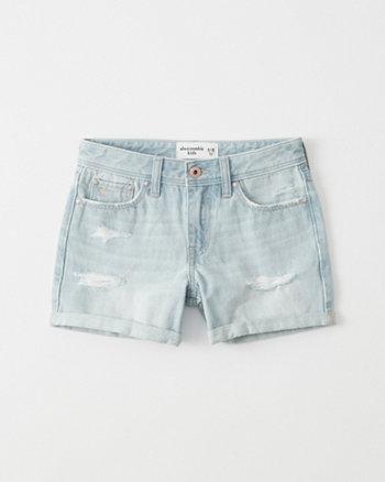 kids Ripped Girlfriend Shorts