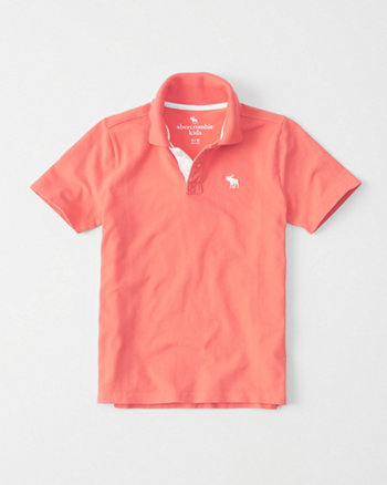 kids Icon Polo