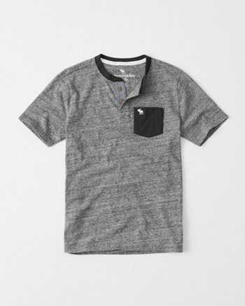 kids Pocket Icon Henley