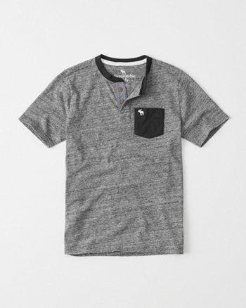Pocket Icon Henley