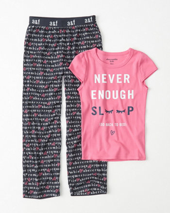 kids Sleep Set
