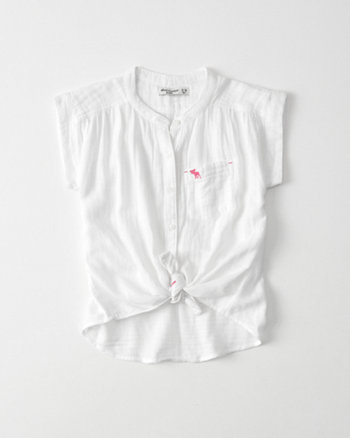 kids Short-Sleeve Dolman Shirt