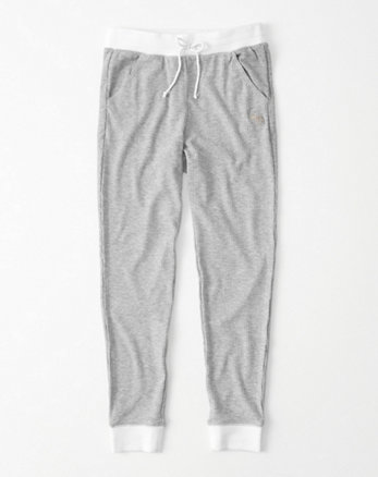 kids Ribbed Joggers