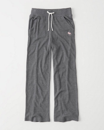 kids Wide Leg Sweatpants