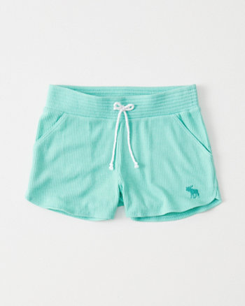 kids Pull-On Ribbed Shorts