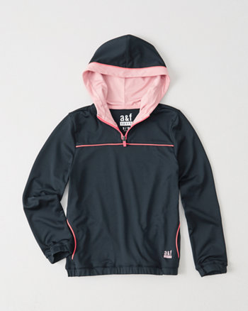 kids Active Half-Zip Jacket