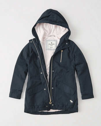 kids Lightweight Parka