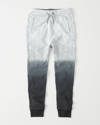 kids ombre joggers