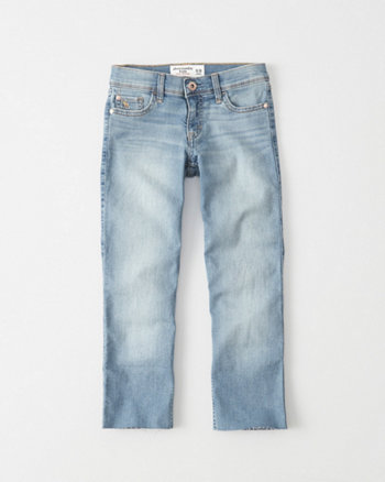 kids Cropped Skinny Jeans