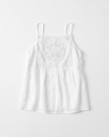 kids Lace Cami