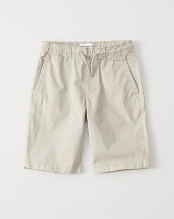 Classic Pull-On Shorts