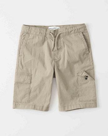 kids Pull-On Cargo Shorts