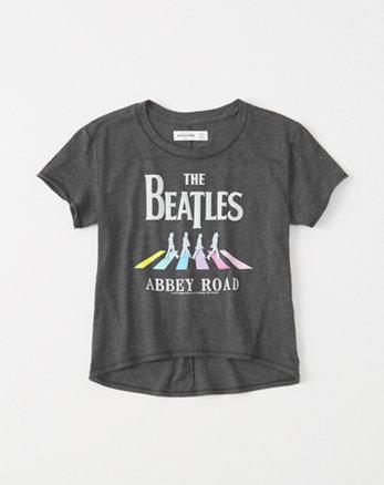 kids Beatles Graphic Tee