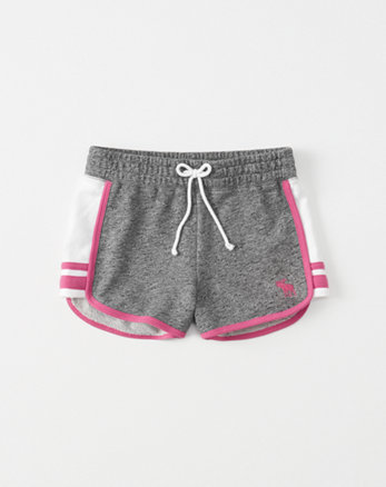 kids Fleece Pull-On Shorts