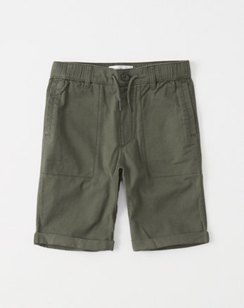 Pull-On Beach Shorts