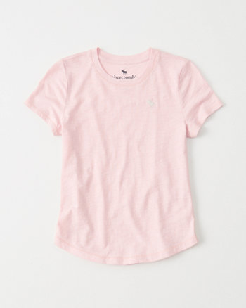 kids Icon Solid Tee