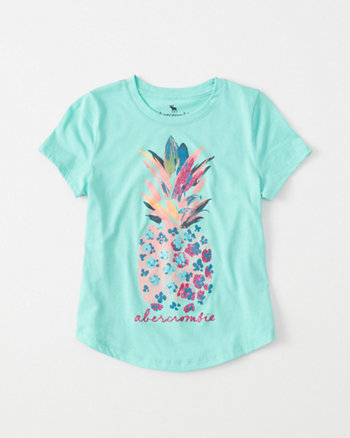 kids Easy Shine Graphic Tee