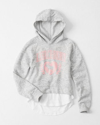 kids Twofer Shine Graphic Hoodie