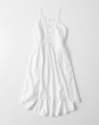 kids High Low Midi Dress