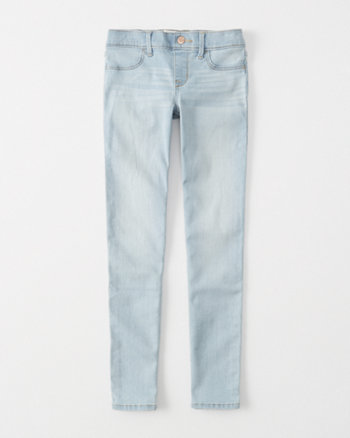 kids Pull-On Super Skinny Jeans