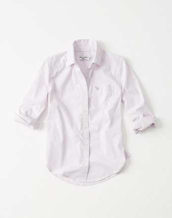 kids Poplin Shirt