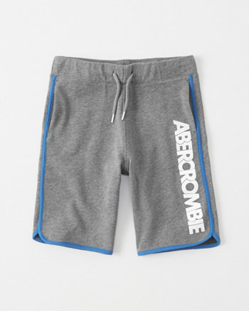 kids summer fleece shorts