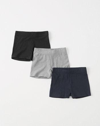 kids 3-Pack Jersey Tumble Shorts