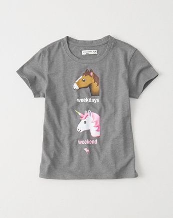 kids Easy Graphic Tee