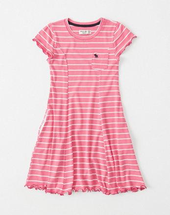 kids Fit & Flare Dress