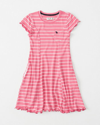 kids Fit & Flare Dress