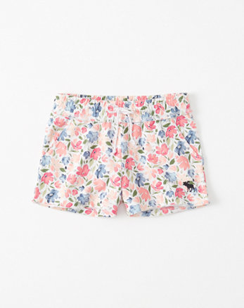 kids Fleece Pull-On Shorts