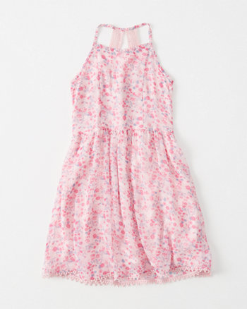 kids Chiffon Skater Dress