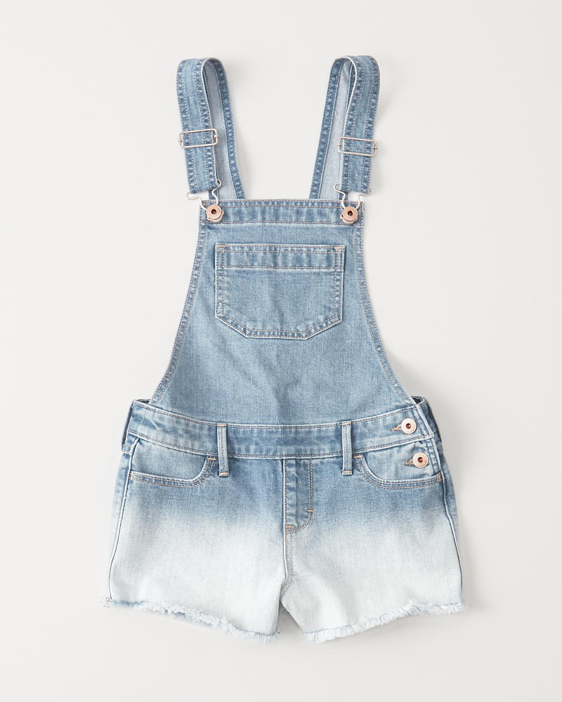 little girl outfit idea fashion shortall skirtall overall shorts skirt summer