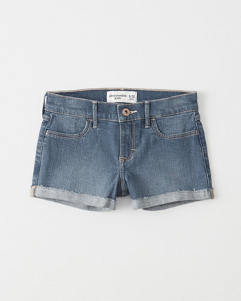 kids Shortie Shorts