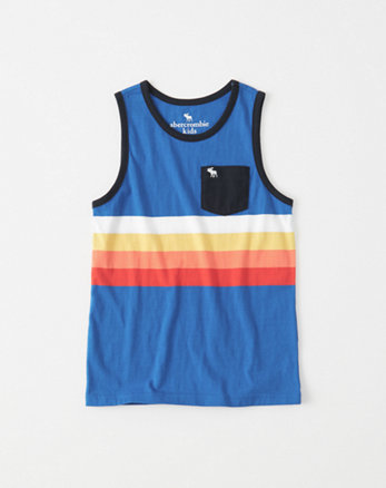 kids Icon Pocket Tank