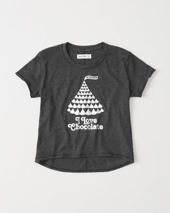 kids Graphic Valentine Tee